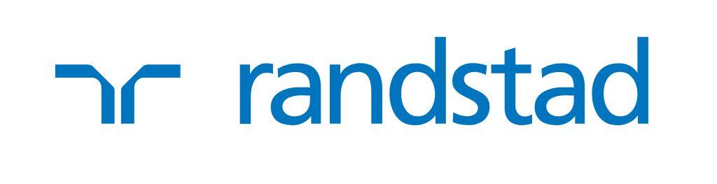 randstad logo blue